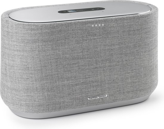 Harman Kardon Citation 300 Grijs - Smart Speaker met Google Assistant