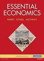 Boek cover Essential Economics van Michael Parkin