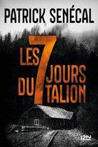 Boek cover Les Sept jours du Talion van Patrick Senécal
