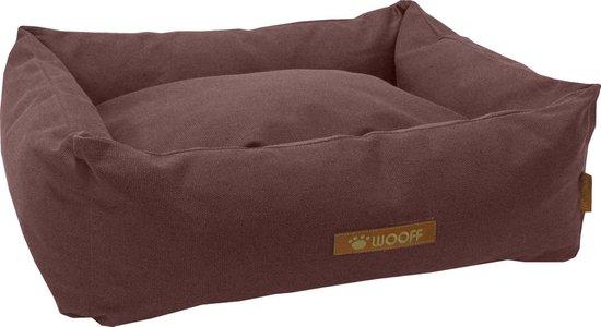 Wooff Hondenmand Cocoon Vintage - M - Kastanjebruin - 60 x 70 cm