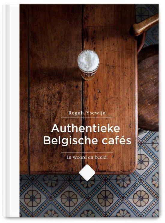 Authentieke Belgische cafés - Regula Ysewijn |