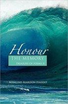 Honour the Memory