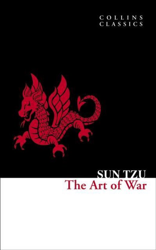 Boek cover The Art of War (Collins Classics) van Sun Tzu (Paperback)