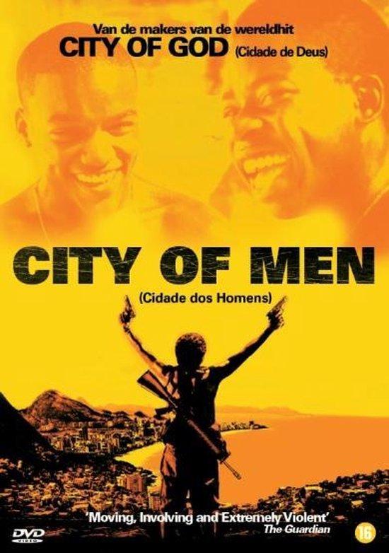 Cover van de film 'City Of Men'