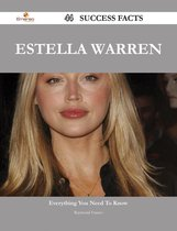 Estella Warren 44 Success Facts - Everything you need to know about Estella Warren