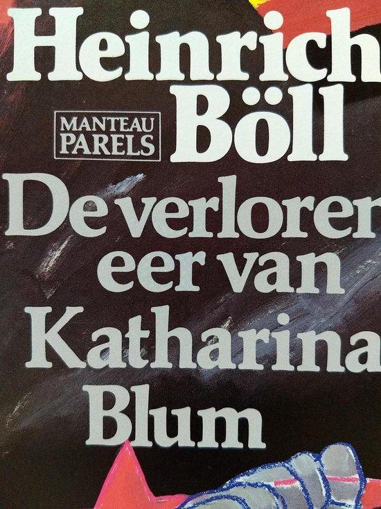 Verloren eer van katharina blum enz - H. Boll |