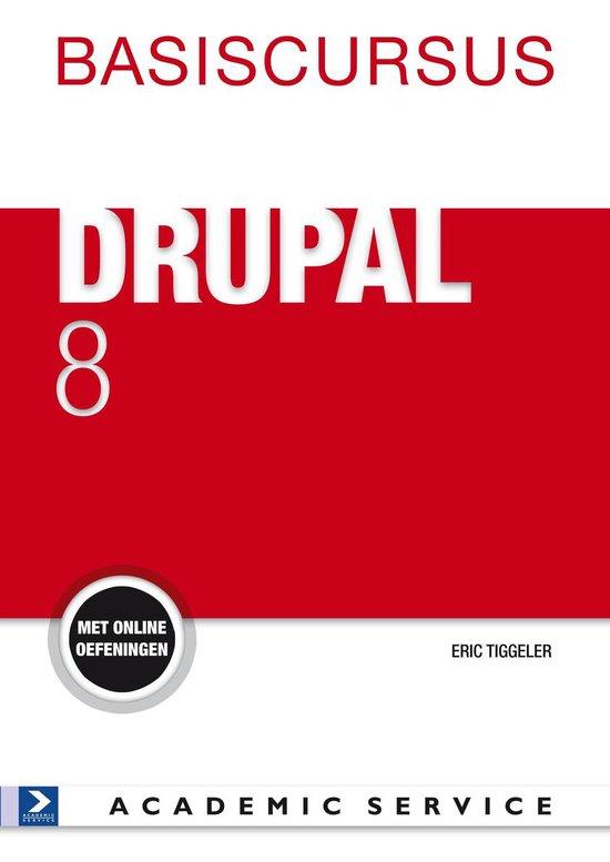 Basiscursussen  -   Basiscursus Drupal 8