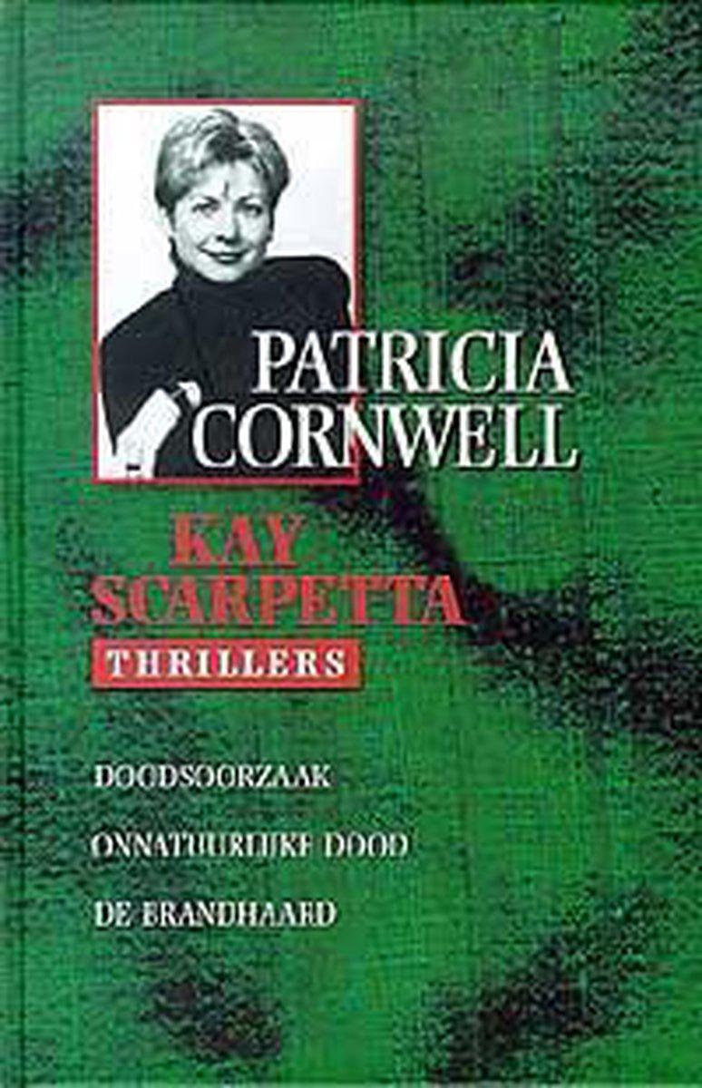 Kay Scarpetta Thrillers 3