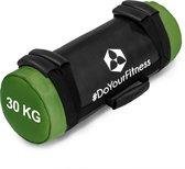 #DoYourFitness® - Core Bag / Gewicht Bag »Carolous« van 5 kg tot 30 kg - 2 handgrepen en 1 riem - Kracht / fitness bag voor kracht-, uithoudings-, gevechts- en coördinatietraining - 30kg