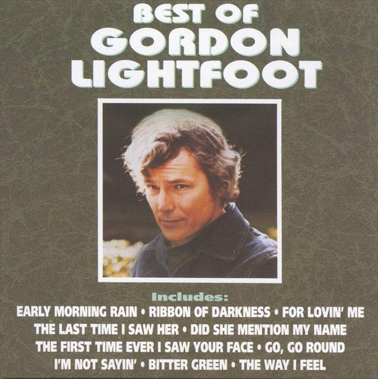 Best Of Gordon Lightfoot (Curb)