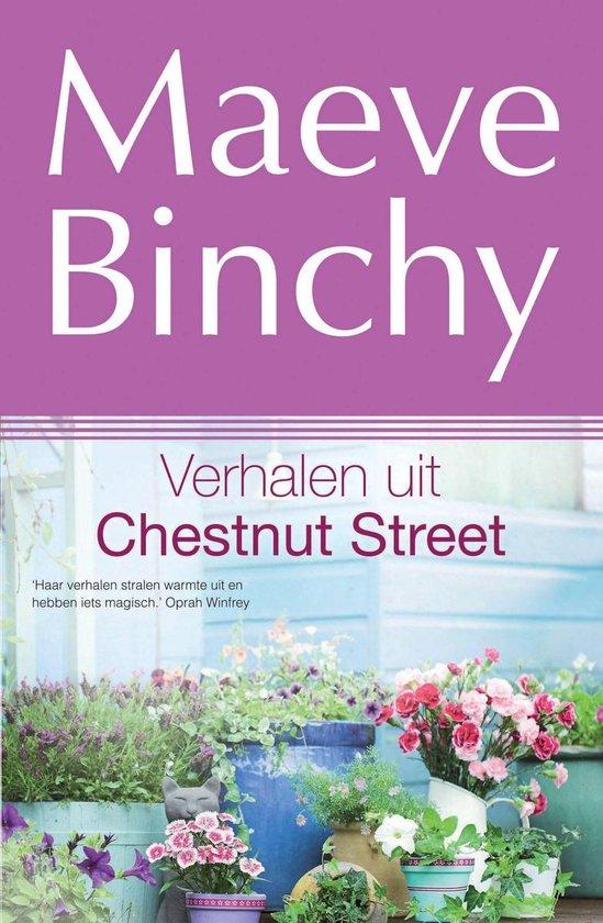 Boek cover Verhalen uit Chestnut Street van Maeve Binchy (Paperback)