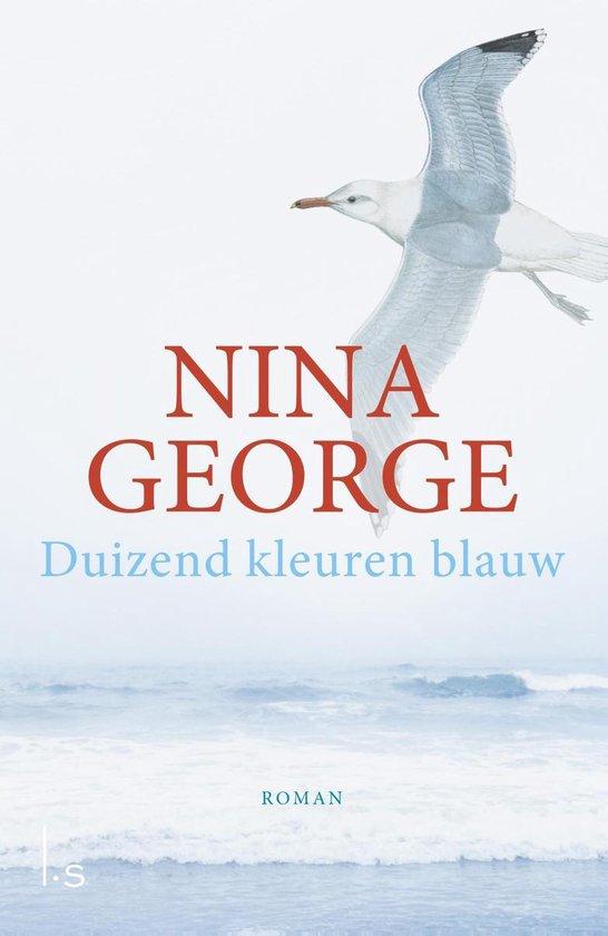 Duizend kleuren blauw - Nina George |