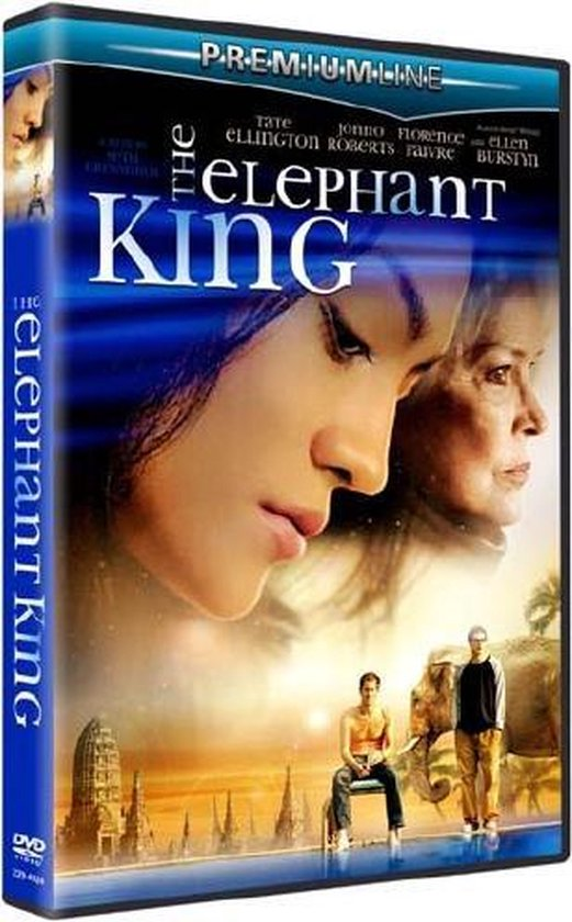 Cover van de film 'The Elephant King'