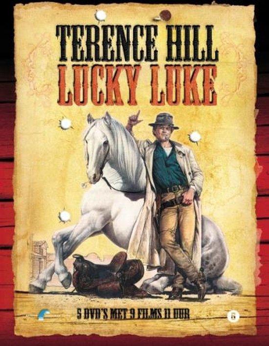 Cover van de film 'Terrence Hill - Lucky Luke'