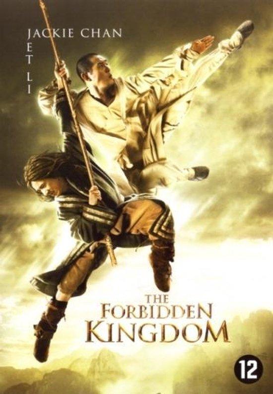 Cover van de film 'Forbidden Kingdom'