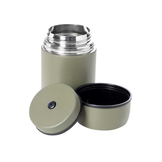 Esbit Classic Thermos Voedselcontainer - 750ml - Groen - 100% Lekvrij - Esbit