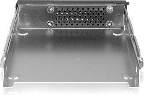 Raidon Carrier iS2880, MR2020 Zwart