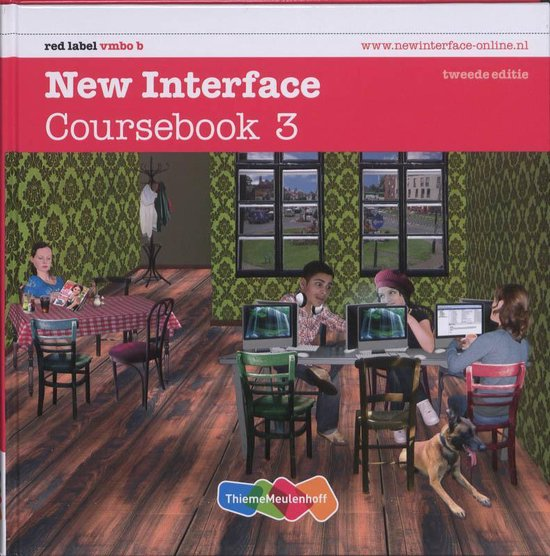 New Interface Redlabel / VMBO B / deel Coursebook 3 - Annie Cornford |