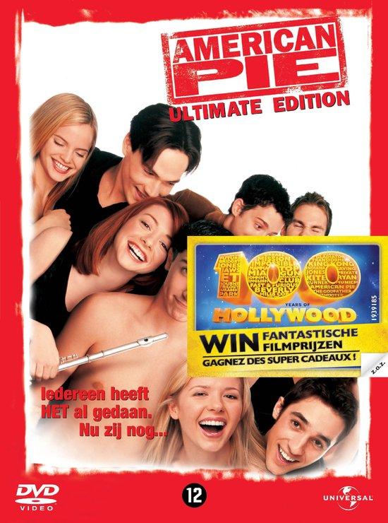 Cover van de film 'American Pie 1'
