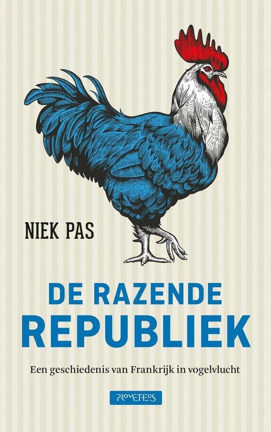 De razende Republiek - Niek Pas pdf epub