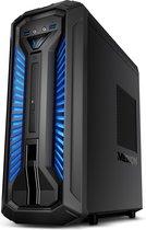 MEDION ERAZER P67009 Intel® 8de generatie Core™ i5 i5-8400 16 GB DDR4-SDRAM 1256 GB HDD+SSD Zwart PC Windows 10 Home