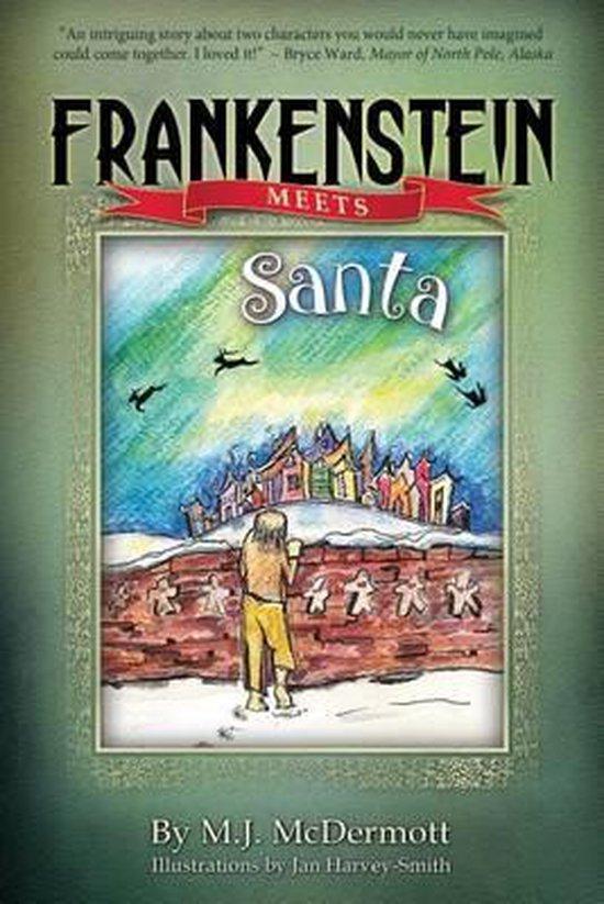 Frankenstein Meets Santa