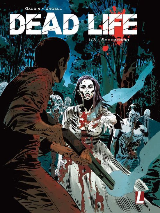 Dead life Hc01. schemering 1/3 - Jean-Charles Gaudin |