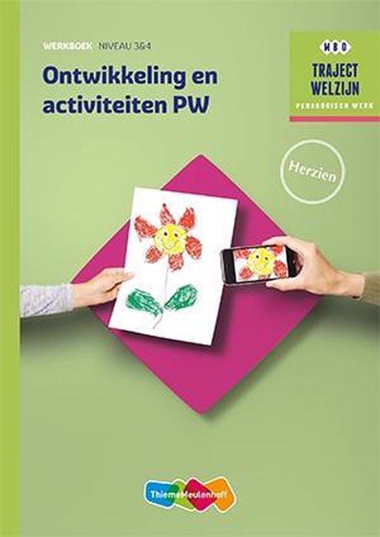 Ontwikkeling en activiteiten PW niveau 3/4 Werkboek - Marja Baseler | Readingchampions.org.uk