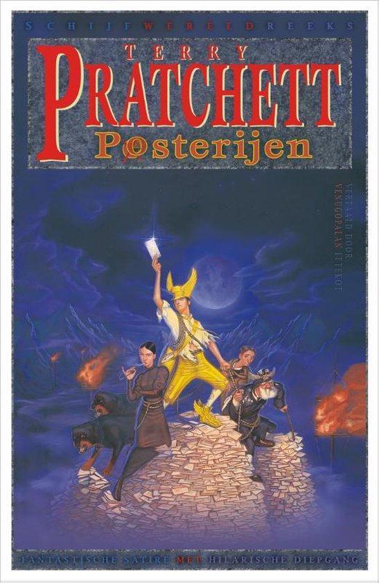 Schijfwereld 33 - Posterijen - Terry Pratchett  