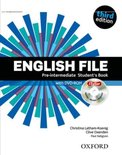 English File - Pre-Int (third edition) student's book