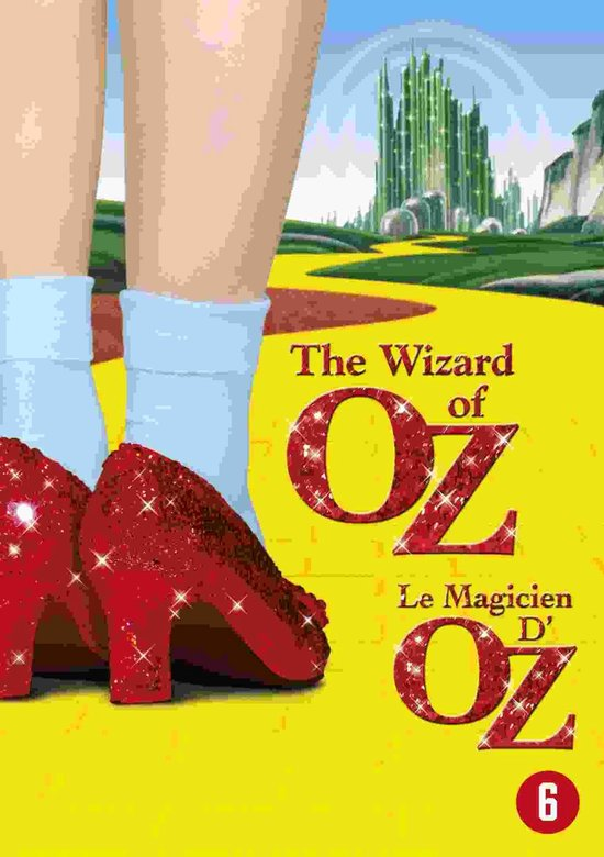 Cover van de film 'Wizard Of Oz'
