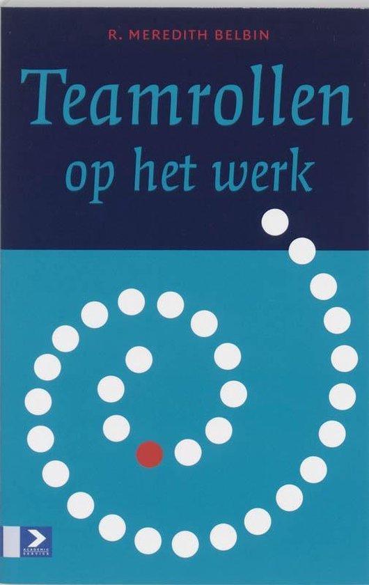 Teamrollen op het werk - R.Mererdith Belbin pdf epub