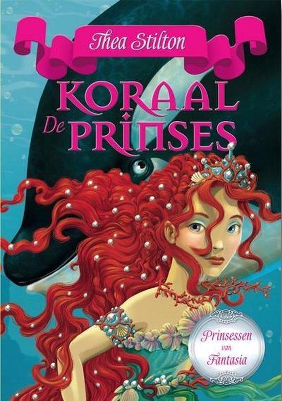 De koraalprinses 2 - Thea Stilton |
