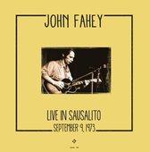 Live In Sausalito 1973