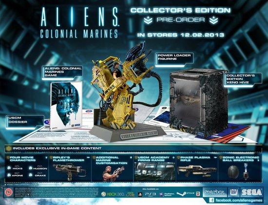 Aliens: Colonial Marines - Collector's Edition