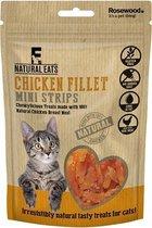 Kattensnack Kipfillet mini strips 50 gr