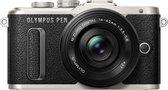 Olympus PEN E-PL8 + 14-42mm EZ - Zwart