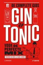 Boek cover Gin & Tonic - Geactualiseerde editie van Frédéric Du Bois (Hardcover)