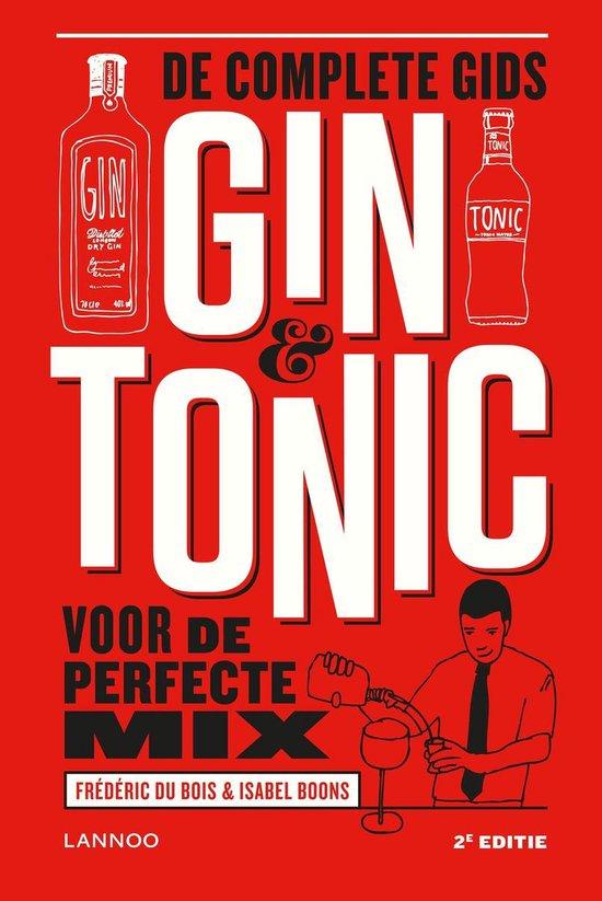 Gin & Tonic - Geactualiseerde editie - Frédéric Du Bois | Fthsonline.com