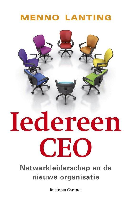 Iedereen CEO - Menno Lanting  