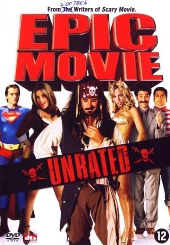Cover van de film 'Epic Movie'