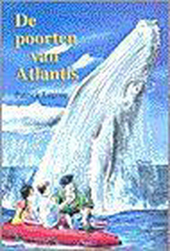 Dolfijnenkind / 3 De poorten van Atlantis - Patrick Lagrou pdf epub