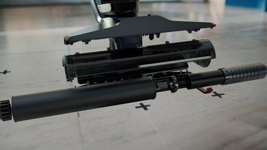 QX8-1-45SM - Steelstofzuiger