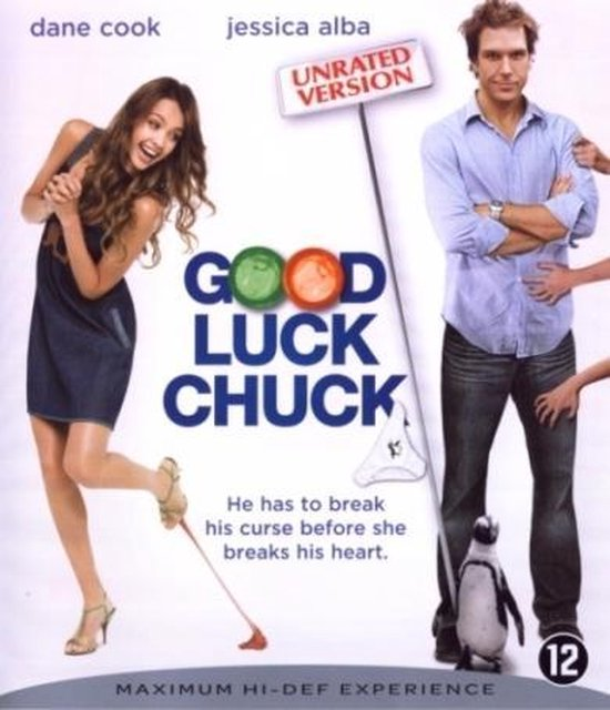 Cover van de film 'Good Luck Chuck'