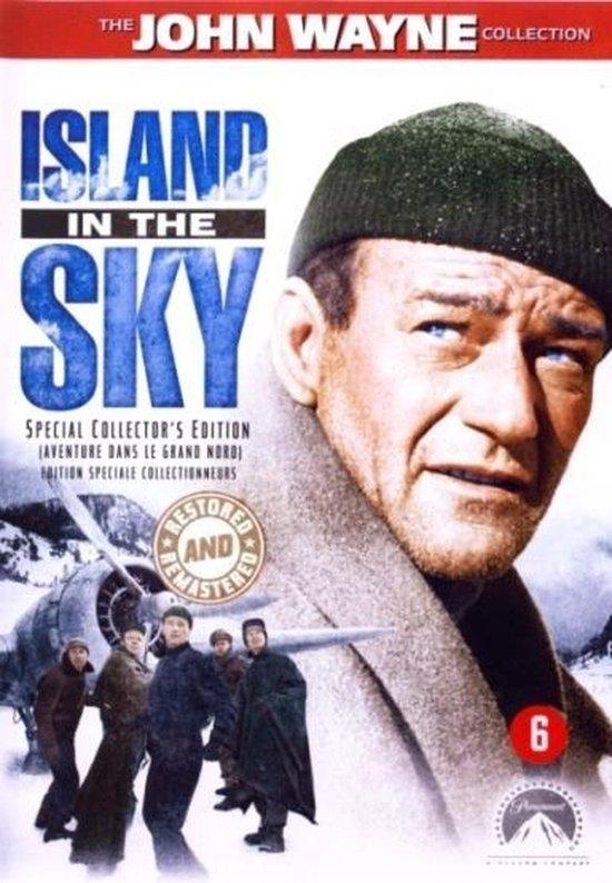 Cover van de film 'Island In The Sky'