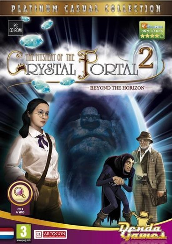 The Mystery Of The Crystal: Portal Beyond the Horizon – Windows