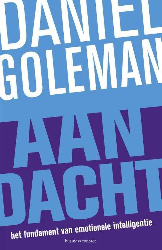 Aandacht - Daniel Goleman |