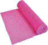 Aidapt anti-slip mat rose - voor lade, dienblad, vloer