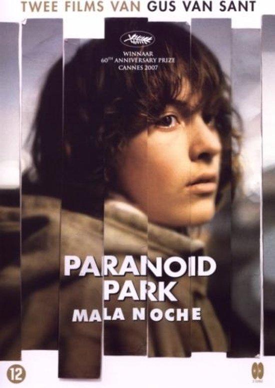 Cover van de film 'Paranoid Park'