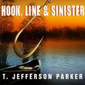 Omslag Hook, Line & Sinister